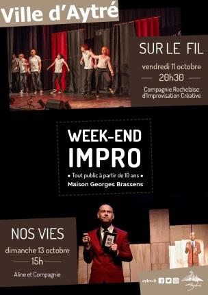 Programme_Week-end_Impro